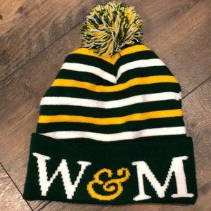 Accessories - College of William & Mary W&M stocking hat cap.